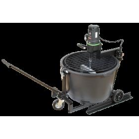 Schultergurt rot m.Steck schloss 130 cm TP