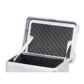 Mobiles Whiteboard Standard, Drehbar, Emaille Emaillebeschichtet Grau